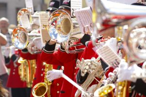 Marchingband des TSV Lauf beim Altstadtfest (piqs.de ID: 6cec7739df71fc3f39d0a26582b9d61d)